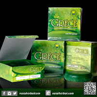 Grece Body Crystal Anti Perspirant