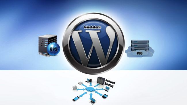 wordpress-sanal sunucu-paylaşımlı hosting