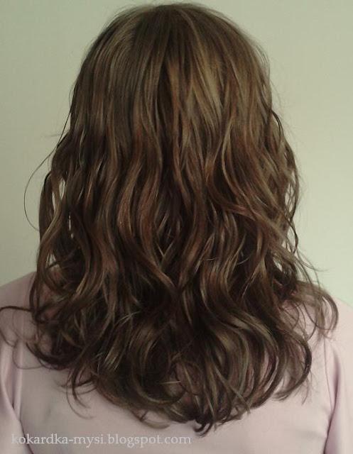 Wasze włosy u Mysi. Wioletta.