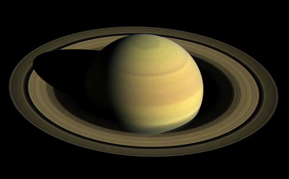 Saturno está perdiendo sus anillos, revela la NASA