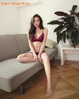 sexy girl, gái hàn quốc, gai han quoc,người đẹp Jin hee