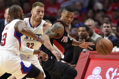 LA Clippers vs Portland Trail Blazers