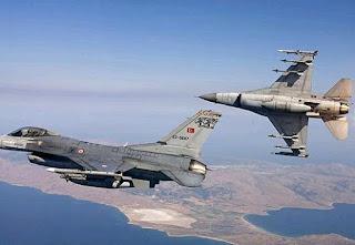 στρατολόγηση πιλότων στην Τουρκία