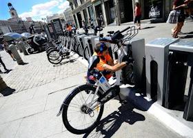 BiciMAD redujo siniestralidad en 2018 aumentando los usos