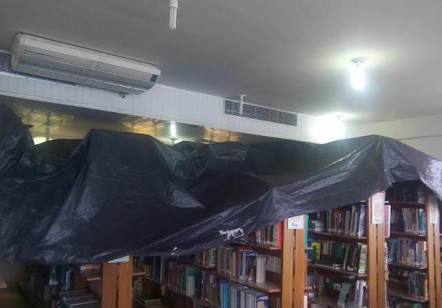 Amarv começa a articular mobilização em defesa da Biblioteca do bairro