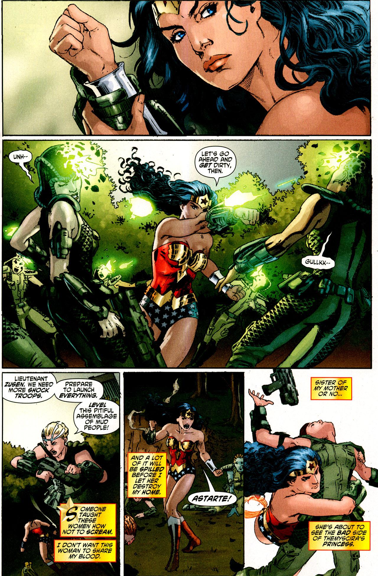 Read online Wonder Woman (2006) comic -  Issue #43 - 14