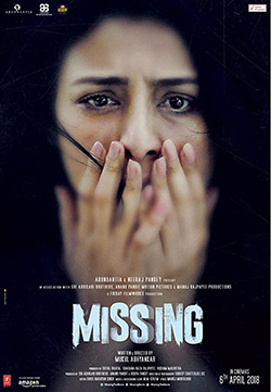 Missing 2018 Bollywood 300MB Hindi HDRip 480p