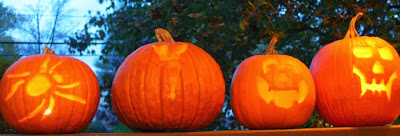 Pumpkin carving for Halloween :: All Pretty Things