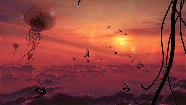 Vida alienígena poderia prosperar em nuvens de estrelas fracassadas