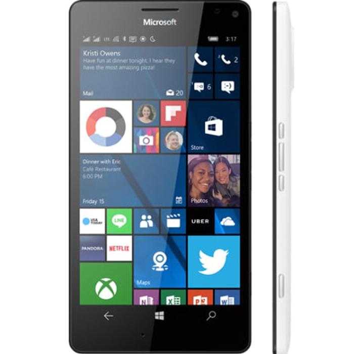 Microsoft Lumia 950 XL Dual SIM (phone photo)