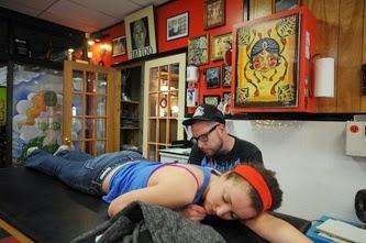 estudio de tatuajes barcelona