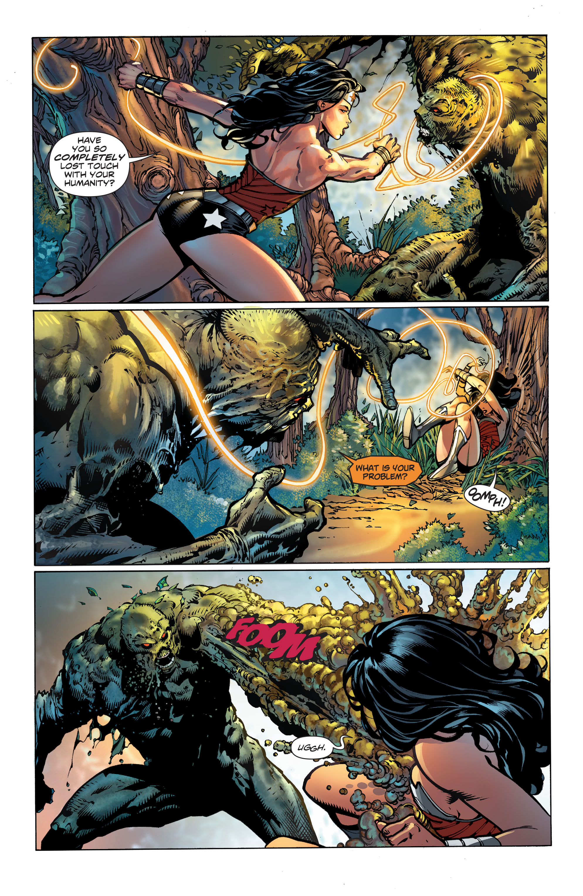 Read online Wonder Woman (2011) comic -  Issue #36 - 13