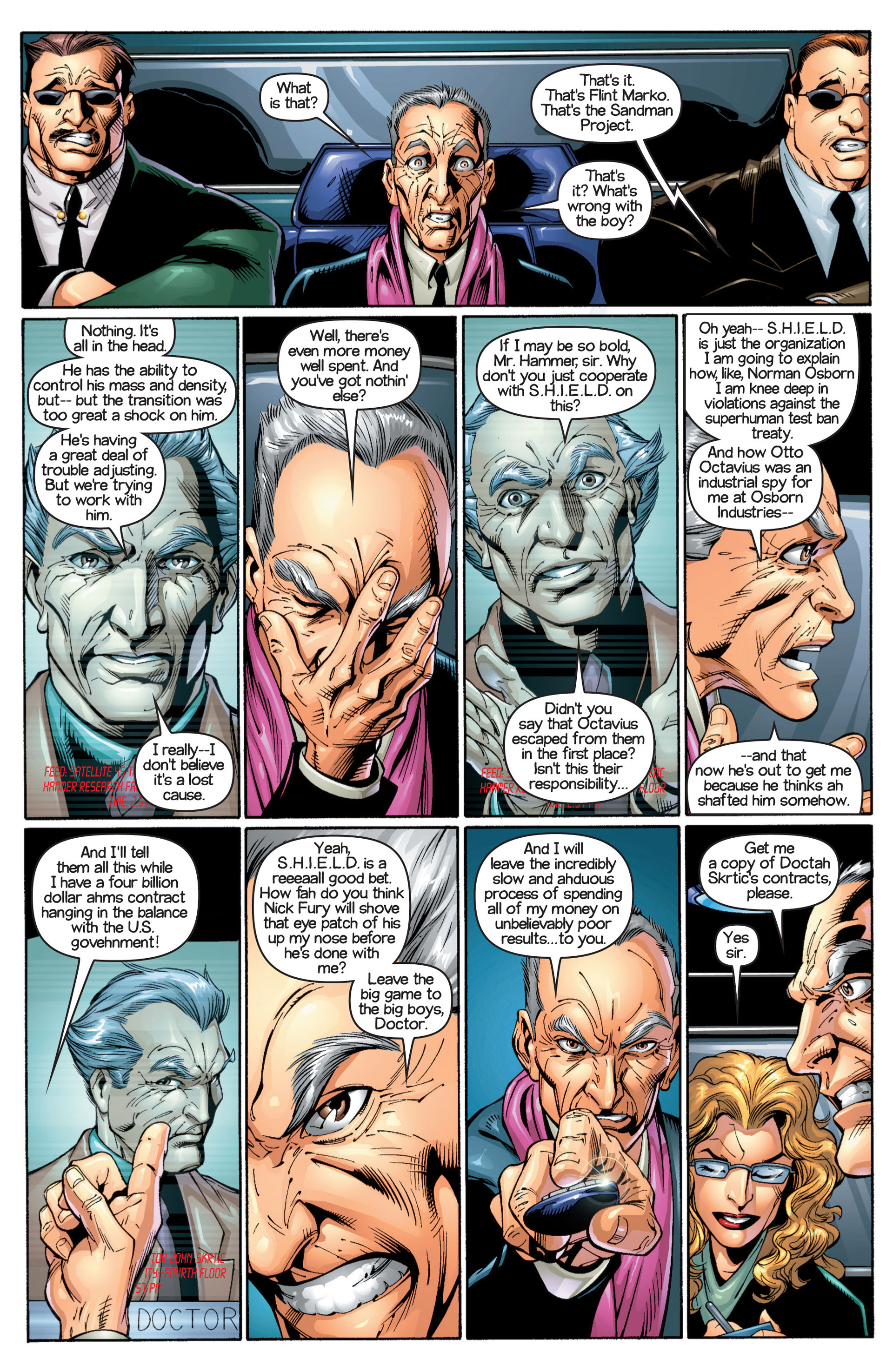 Read online Ultimate Spider-Man (2000) comic -  Issue #17 - 13