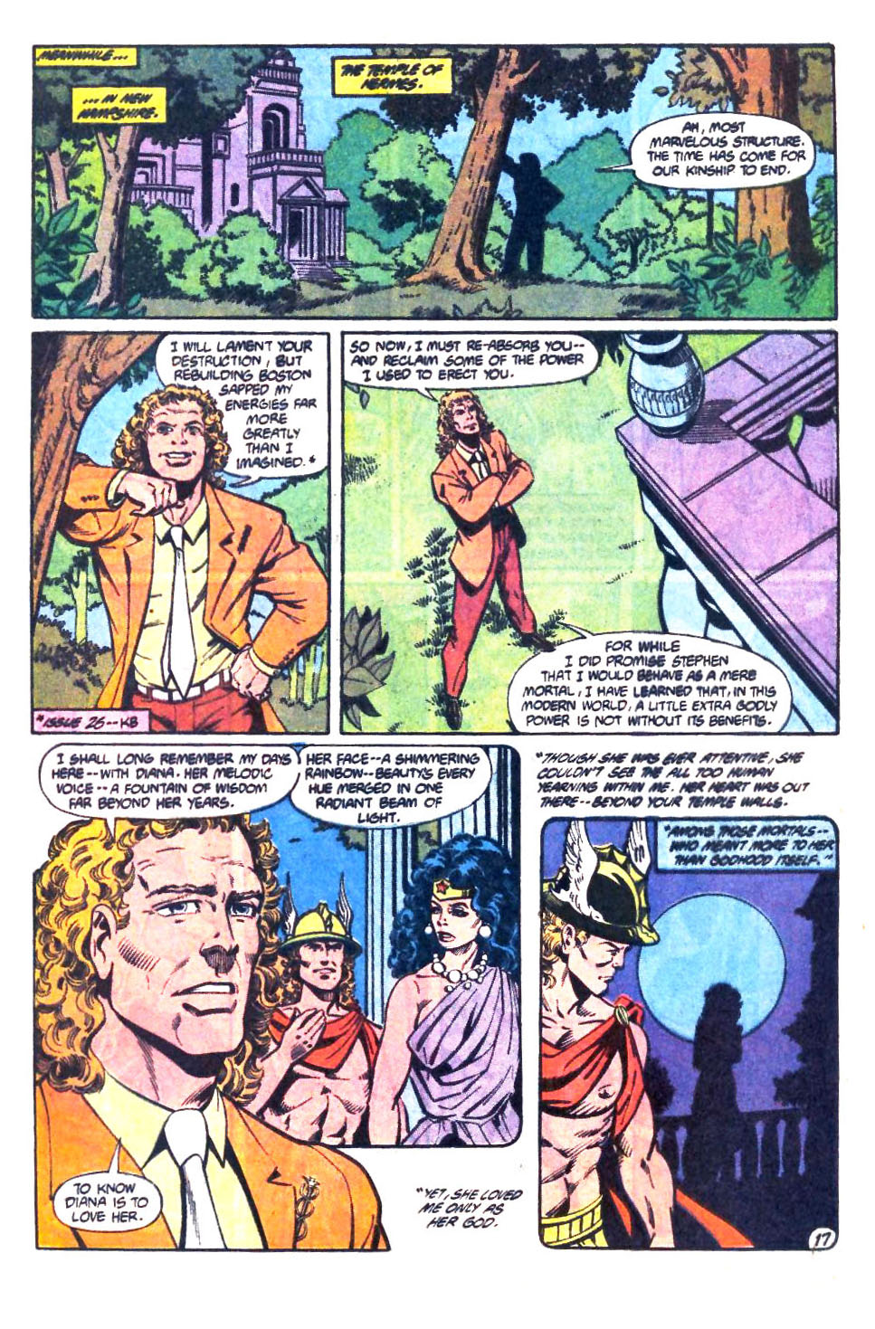 Read online Wonder Woman (1987) comic -  Issue #32 - 18