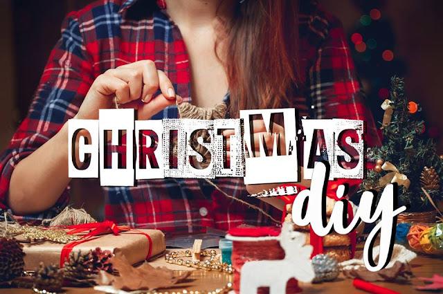 ❄ 3 Sześć propozycji na świąteczne DIY | Blogmas ❄
