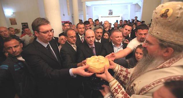 #Kosovo #Metohija #Srbija #Izdaja #Vučić #patrijarh #Irinej #Narod #pokret #Otadžbina #kmnovine