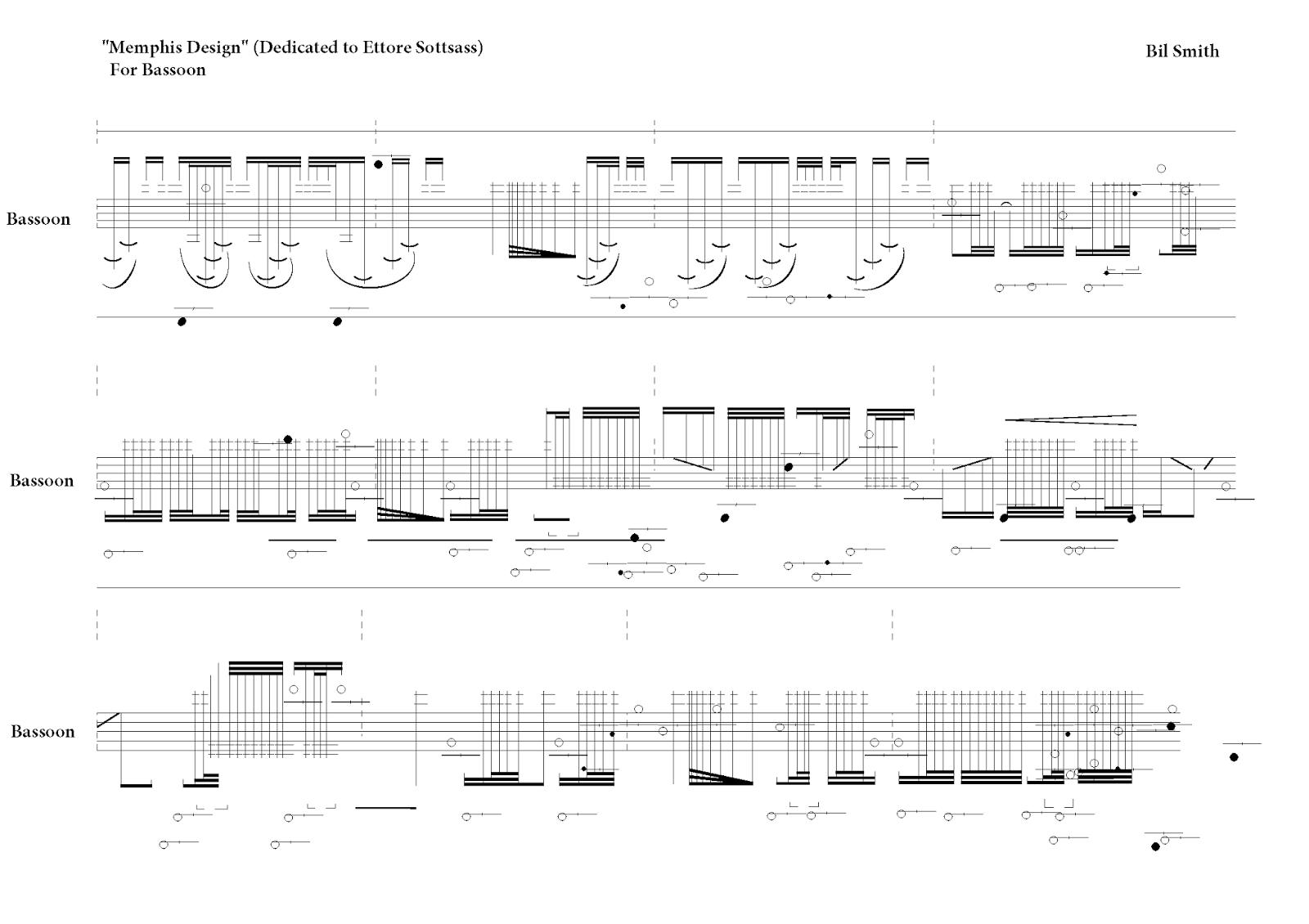 Sound Morphology