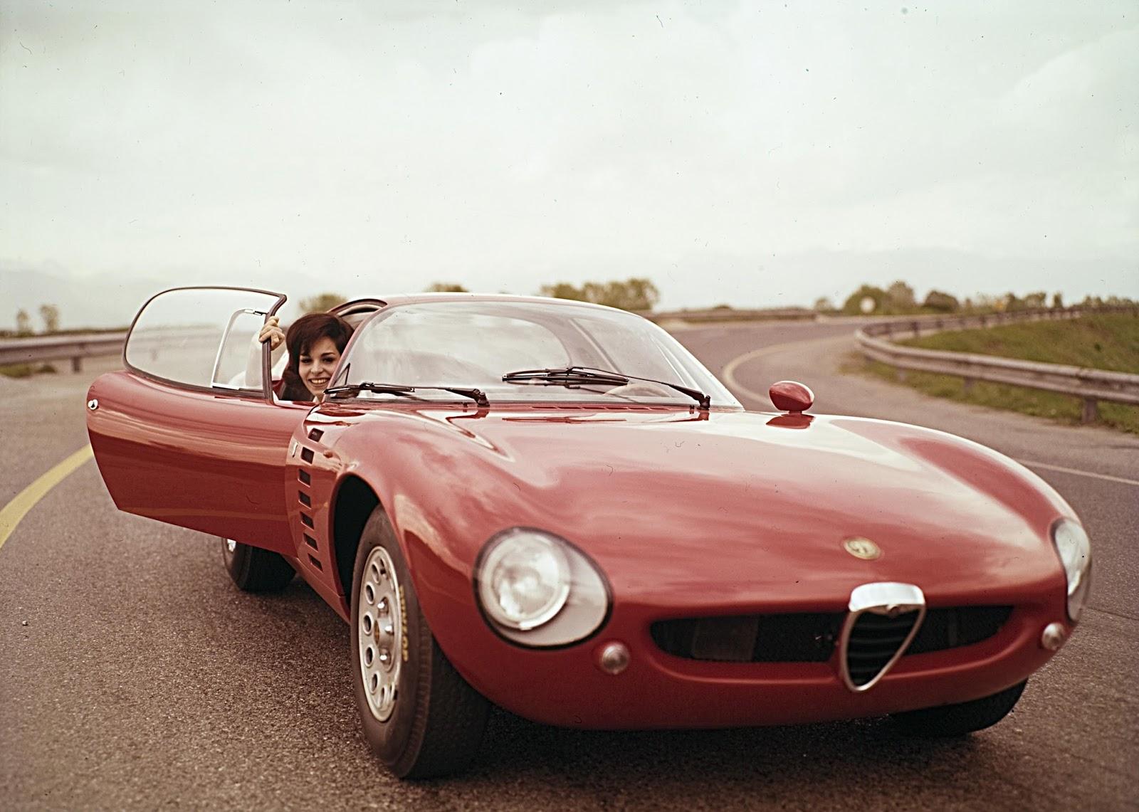 stormwheels 1964 italia carrozzeria bertone alfa romeo canguro prototipo marciante. Black Bedroom Furniture Sets. Home Design Ideas