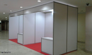 Jual dan Sewa Partisi Pameran Murah Tangerang,Stand Pameran,Fitting Room,Gate,Sekat,Panel Photo,Flooring,Meja Partisi