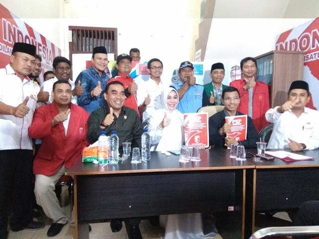 PKPI Banda Aceh Siap Menangkan Illiza Sa'aduddin Djamal