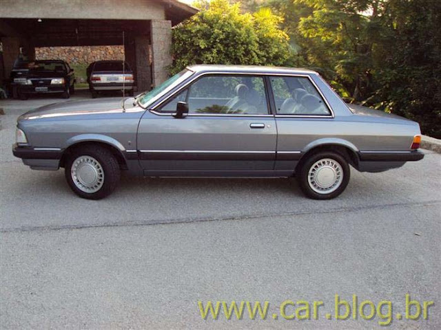 Ford Del Rey Ghia 1.8 1989 - lateral