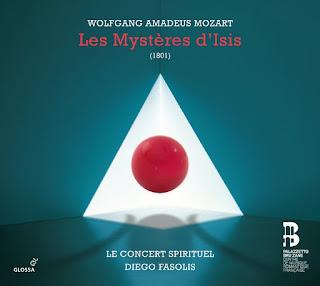 Les Mysteres d'Isis - Mozart/Lachnith