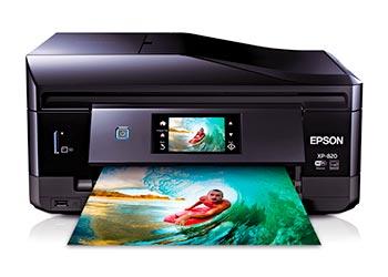 Printer Epson XP-820 Resetter