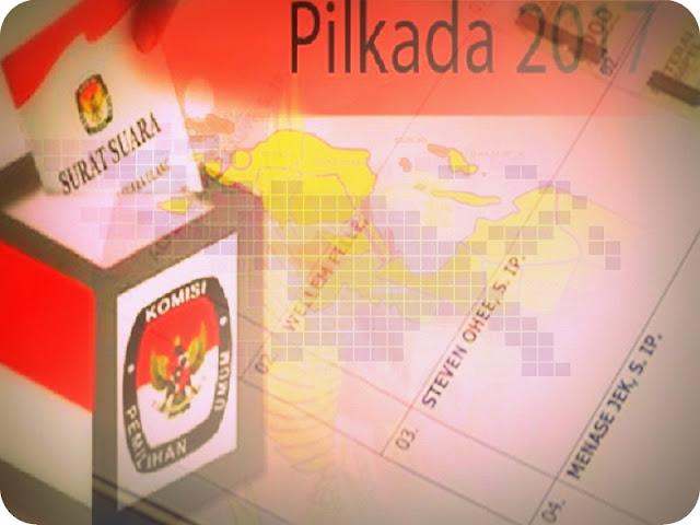 11 Kepala Distrik di Kabupaten Jayapura Jadi Tahanan Kota