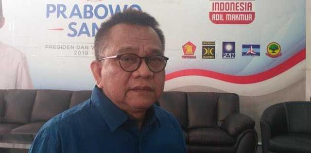 M. Taufik: Blunder Jokowi Tanda-tanda Kemenangan Prabowo
