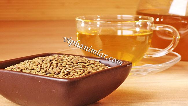 Kan Şekerinin Düşürmek İçin Çemen Otu Tohumu Çayı - www.viphanimlar.com