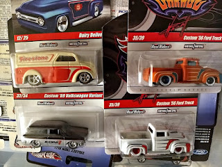 hot wheels delivery series