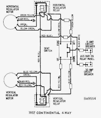 Seat Switch Wiring Diagram