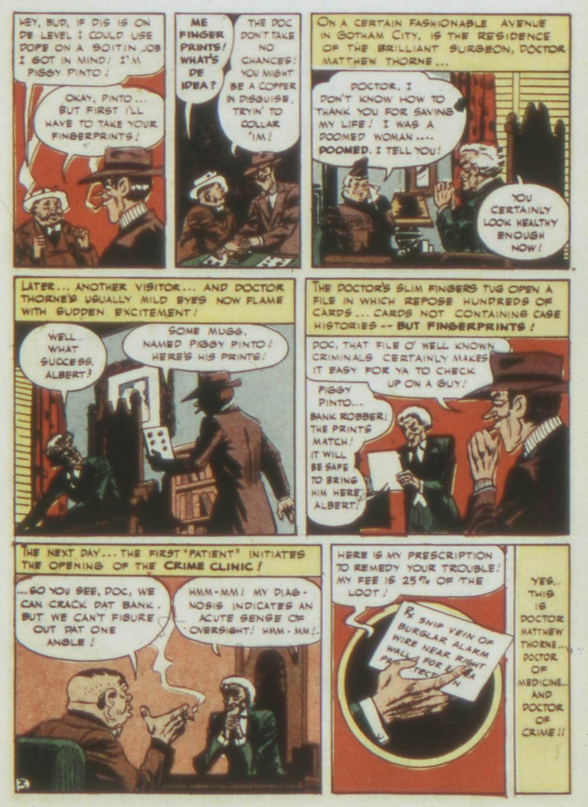 Read online Detective Comics (1937) comic -  Issue #77 - 5