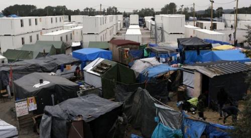 Children In Calais Jungle To Arrive In UK 'In Days'