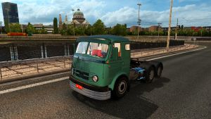 Mercedes Benz LP-331 v1 truck