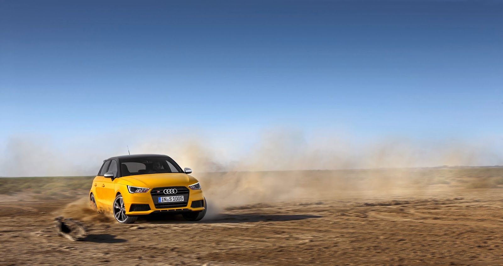 New Audi S1 and S1 Sportback Photos