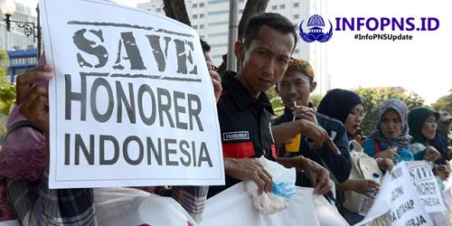 UNTUK HONORER K2 DAN PTT BERSABARLAH, REVISI UU ASN PASTI DIBAHAS