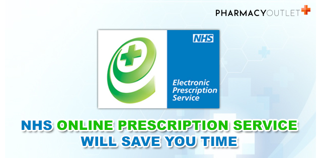 NHS online prescription