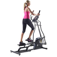 Gold Gym Stride Trainer 450i Elliptical Machine, features compared with 450