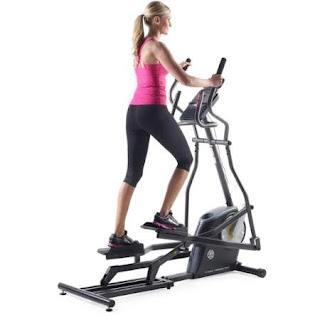 Gold Gym Stride Trainer 450i Elliptical Machine, image, review features & specifications plus compare with Gold Gym 450