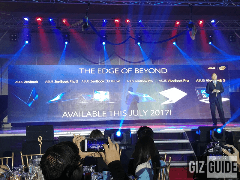Asus Announces Entire Laptop And AIO Line For 2017 In PH, Priced!