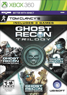 Tom Clancy's: Ghost Recon Trilogy (LT 2.0/3.0) Xbox 360 Torrent