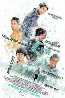 Download Film 5PM: Lima Penjuru Masjid (2018) Full Movie