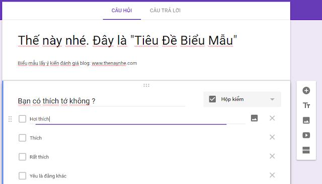 thiet ke phieu khao sat