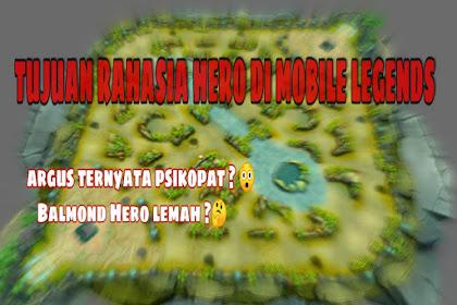 Tujuan Rahasia Hero Mobile Legends di Land of Dawn