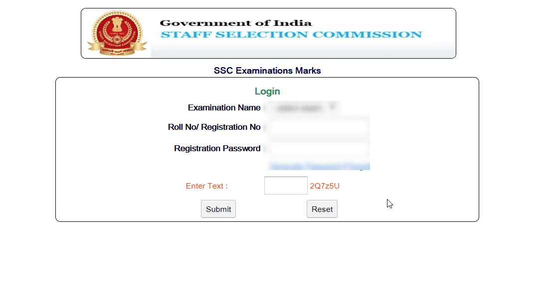 SSC CGL Tier 2 Marks