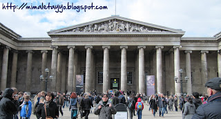 El British Museum de Londres