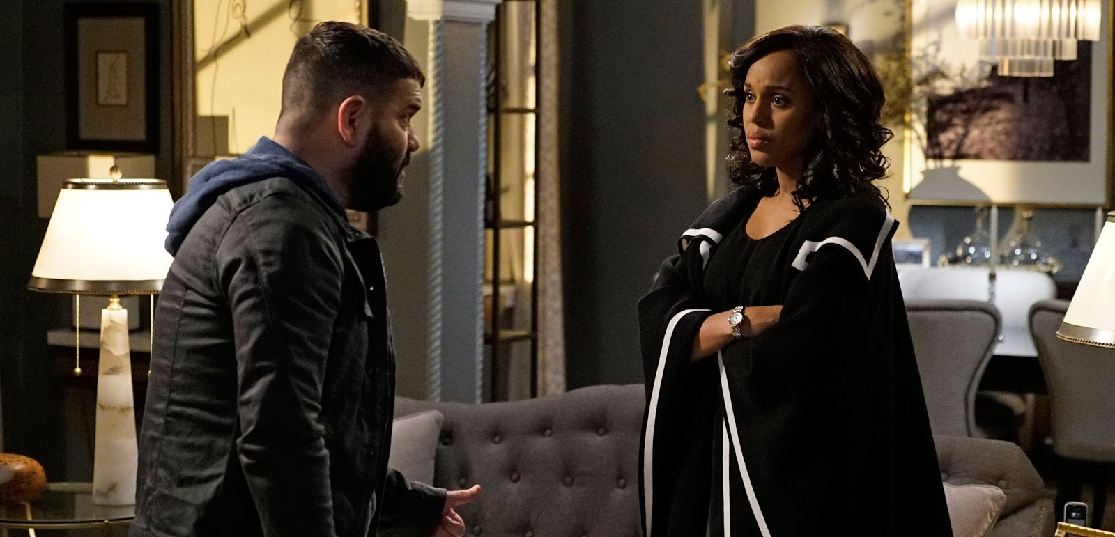 Scandal 6x07 A Traitor Among Us