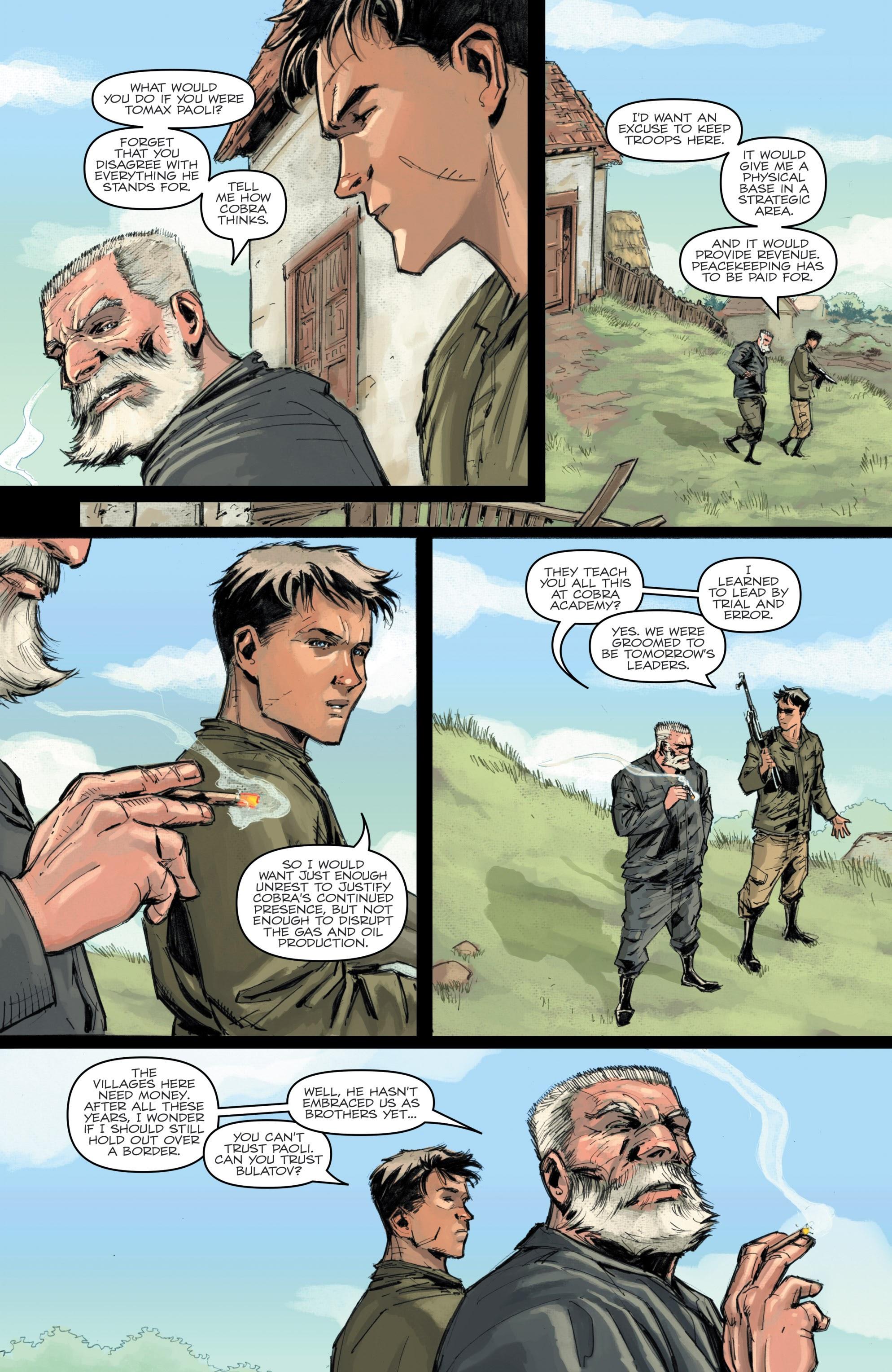 G.I. Joe (2014) #_TPB_2 #10 - English 38
