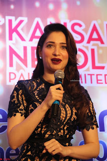 Tamannaah Bhatia at Launch of Kansai Nerolac new products Pics 021.jpg